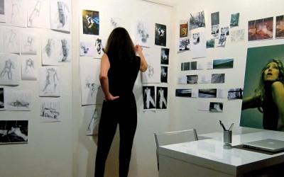 Incidences, Ariane Thézé 2014