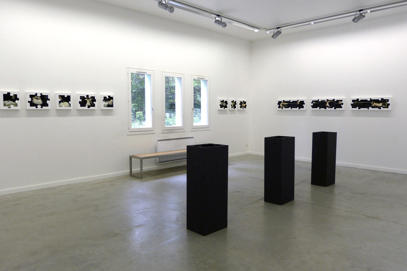 Gerard Mathie, La pièce manquante, Galerie le 116art, 2014
